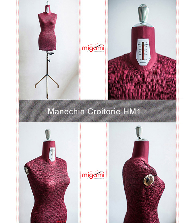 MANECHIN CROITORIE HM1 MIGAMI