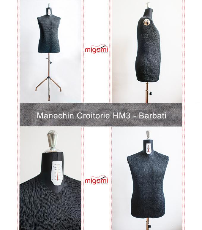 MANECHIN CROITORIE HM3 BARBATI MIGAMI