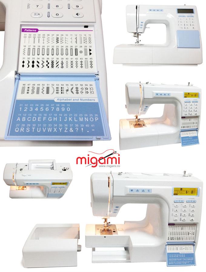 MASINA DE CUSUT CASNICA M9000 MIGAMI