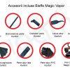 bieffe magic vapor