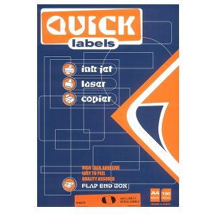 Etichete autoadezive 1/A4 - 210x148
